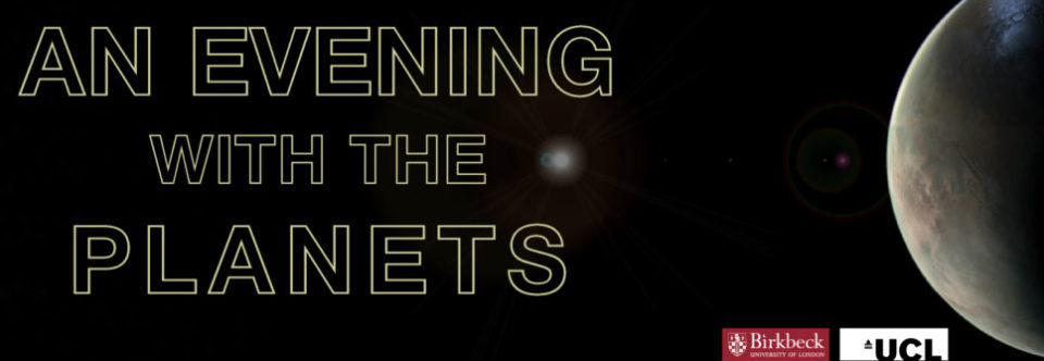Event: An Evening with the Planets