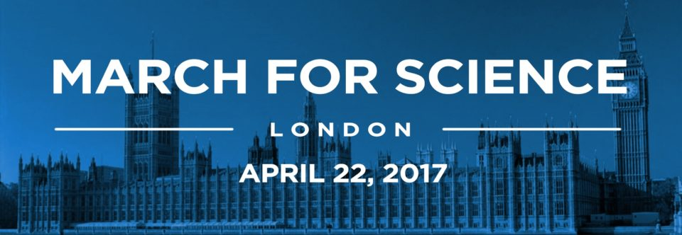 London March for Science