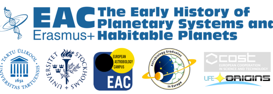 Astrobiology Early Career Scientists Conference
